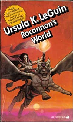 Image result for Le Guin Rocannon's world