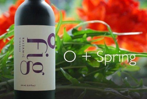 O Fig Balsamic Vinegar by O Olive Oil -