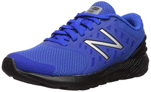 New Balance Boys' Urge V2 FuelCore Running Shoe, VIVID COBALT/BLACK, 5.5 XW US Big Kid