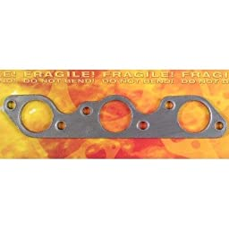 Remflex 2033 Exhaust Gasket for Chevy V6 Engine, (Set of 2)