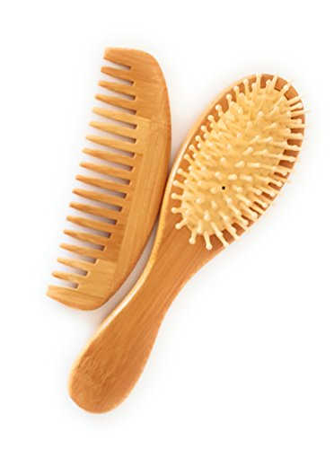 hair brush and comb set girls - 8