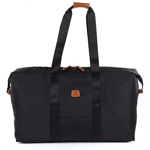 Bric Bag - Bric's 22 Inch Folding Duffel, Black, One Size