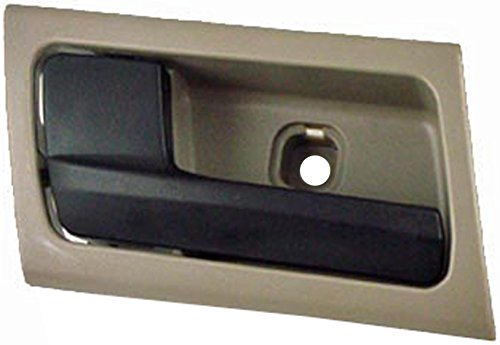 - Dorman 81732 Ford Crown Victoria/Grand Marquis Front Driver Side Gray/Chrome Interior Replacement Door Handle