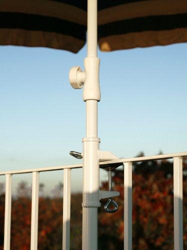 Videx 14102 Sonnenschirmhalter Typ H 2.5 ø Galvz