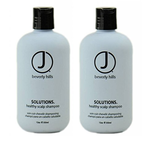 J Beverly Hills Solutions Healthy Scalp Shampoo - 350ml/1...