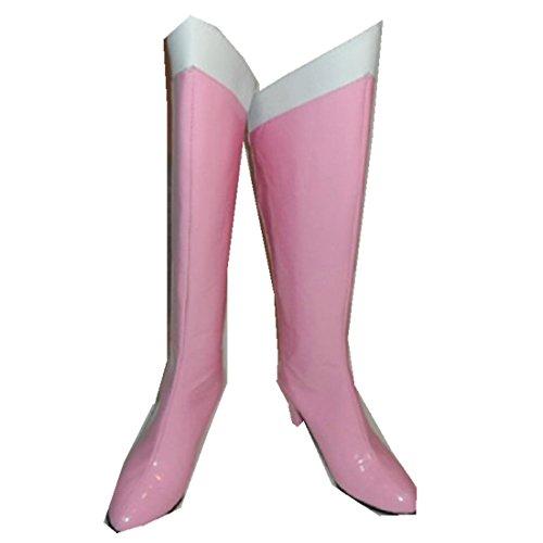 [Sailormoon Sailor Moon Rini Chibi cosplay costume Boots Boot Shoes Shoe] (Chibi Moon Costume)