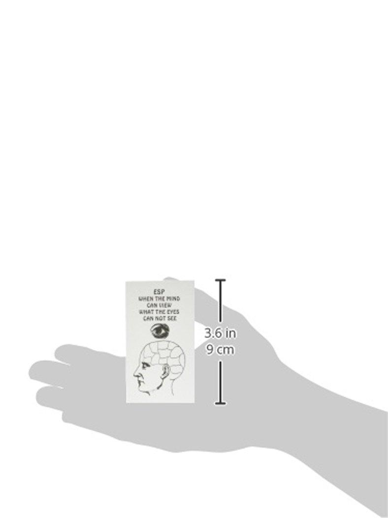 Trick Murphy/'s Magic Supplies Inc by Ray Piatt REFCAPERCAS/_brain MMS Refill for Caper-Case Brain Cards