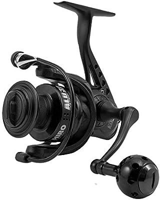 NOMURA Carretes de Pesca Hiro ALU Metal Framed 5000 Spinning ...