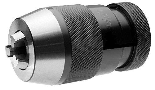 LFA/Reichel Hardware 72SA-J2 0-3/8-0.3-10 mm Capacity 2 Jacobs Taper Precision Keyless Drill Chuck