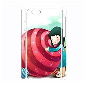 Hipster Cute Fruit Pattern Hard Plastic For Iphone 4/4S Case Cover