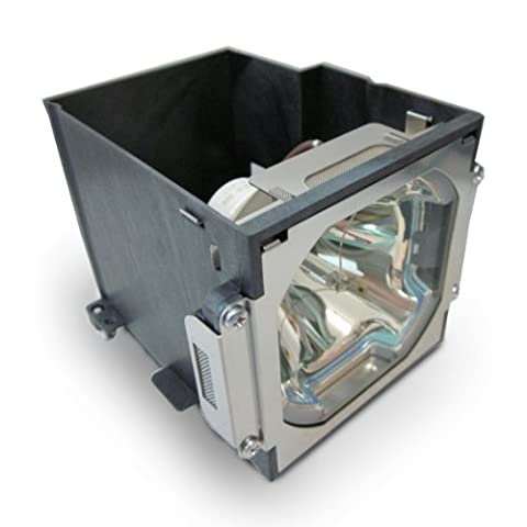 Premium High Quality POA-LMP104 / 610-337-0262 Projection Lamp With Housing For Sanyo / EIKI Projector LC-W5 LC-X7, LP-WF20(K), LP-XF70(K), PLC-WF20, PLC-XF70 - 180 Days - 337 Lamp