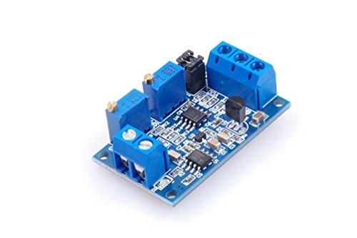 - KNACRO Current to Voltage Module 4-20mA / 0-20mA to 0-3.3V / 0-5V / 0-10V Signal Conversion Module