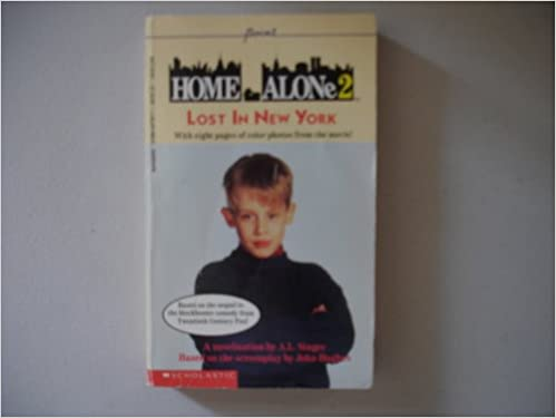 Amazon In Buy Home Alone 2 Lost In New York A Novelization Movie