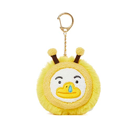 KAKAO FRIENDS Official- Honey Friends Mini Plush Key Chain (Tube)