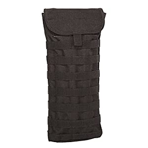 Voodoo Tactical Men's Hydration Carrier with Removable Harness, Black