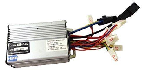 HMParts - E-Scooter Elektroroller Steuergerät Controller 48 V 1000 W z.B. Mach 1
