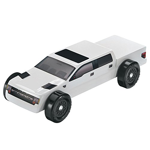 Revell Ford F-150 SVT Raptor Racer Kit Pinewood Derby Vehicle Kit