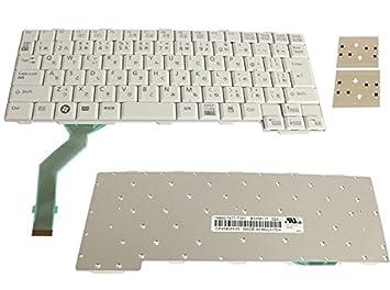 Fujitsu FUJ:CP603193-XX Teclado refacción para notebook - Componente para ordenador portátil (Teclado, Inglés, Japonés, LIFEBOOK P702 (LB P702-*-7)): ...