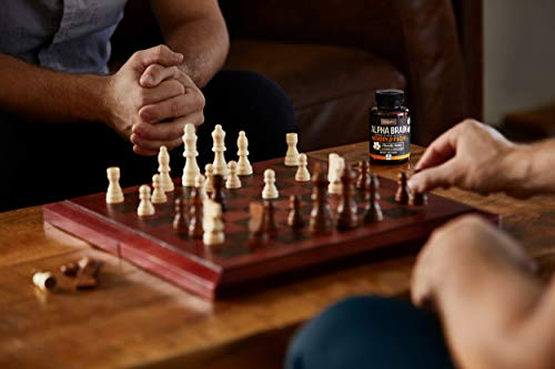 Onnit Alpha Brain: Clinically Studied Nootropic for Memory, Focus, and Mental Clarity (180ct) by ONNIT (Image #4)