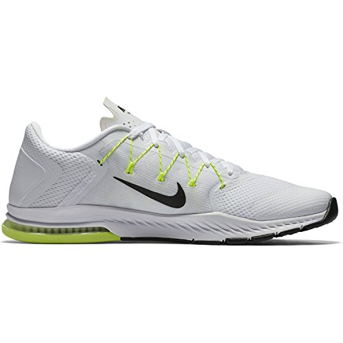 White NIKE Men s Fitness Black volt pure Shoes 882119 Platinum White 100 rr04Bw
