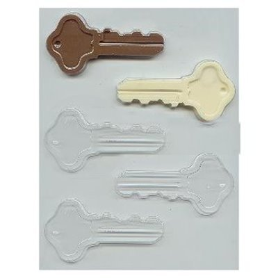 Keys Candy Mold by Unknown