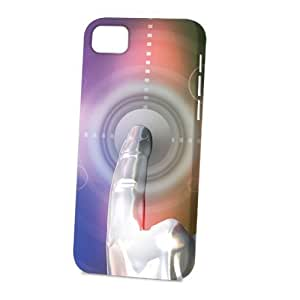 Case Fun For Iphone 6 4.7 Inch Case CoverVogue Version - 3D Full Wrap - Finger on the Pulse