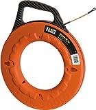 Klein Tools 56010 Fiberglass Fish Tape, 100-Foot