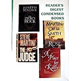 img - for Reader's Digest Condensed Books Vol 5, 1996 (A Place for Kathy, The Judge, The Zero Hour, Rose) book / textbook / text book