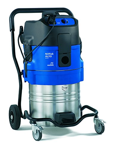 19 Gal. Contractor-Grade Wet/Dry Vac, Tool Start and Auto Fi