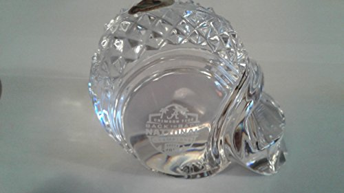 Football Crystal Waterford (2012 Alabama Crimson Tide National Champions Waterford Crystal Football helmet paperweight)