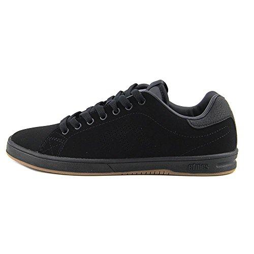 Etnies Mens Mens Callicut Ls Skate Schoen Zwart / Zwart / Gom