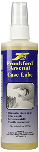 Frankford Arsenal case Lube Pump Non-Aerosol 8 - Ounce 8 Case