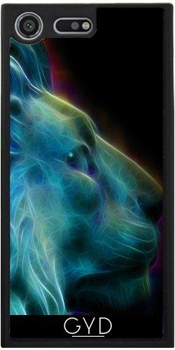 Funda Silicona para Sony Xperia XZ Premium - Rey León 2 by Digital-Art