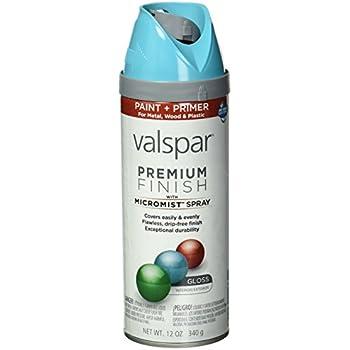 Valspar 410-85201 SP Brand 12 oz Exotic Sea Gloss Premium Enamel Spray Paint