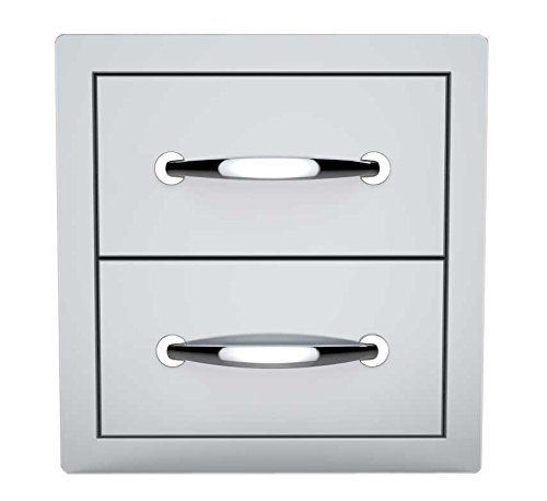 Double Access Drawer - 4
