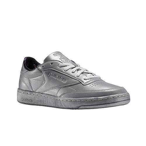 Reebok Club C 85 Tdg (Silver MET/SNOWYGREY) Men's Shoes BS6469