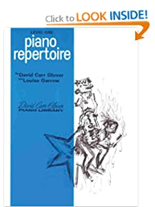 Piano Repertoire (David Carr Glover Piano Library) Glover, David Carr, Garrow and Louise