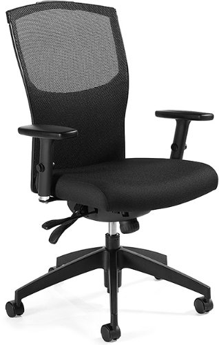GLOBAL ALERO HIGH BACK MULTI TILTER CHAIR ()