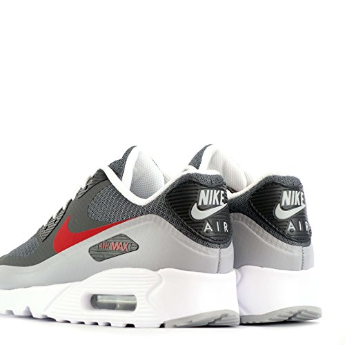 promo code aa776 d4cca chic nike air max 90 ultra essential mens trainers 819474 sneakers shoes (dark  grey gym
