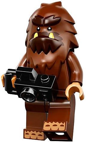 LEGO Series 14 Minifigure Bigfoot