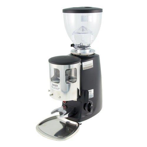Mazzer Mini Flat Burr Espresso Grinder - V2 - Black by Mazzer