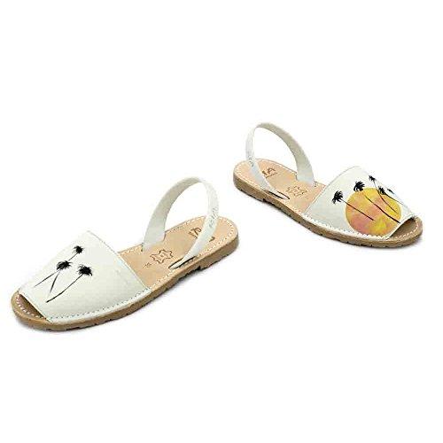 Ria Twins 27126-S2 Women´s Avarcas Sandals - 39, Nobuck Beige