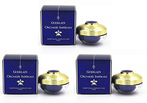 Guerlain Orchidee Imperiale Exceptional Complete Care Mask 7ml x 3 ()