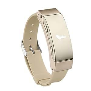 relojes deportivos baratos, Sannysis Pulsera Actividad Pulsera Inteligente con Monitor de Ritmo Cardíaco, monitoreo