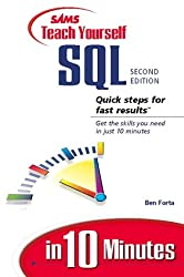 Sams Teach Yourself SQL in 10 Minutes (2nd Edition)