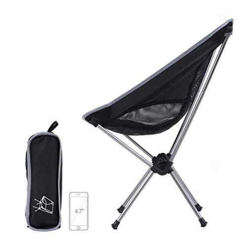 MODKOY Outdoor - Portable Stuhl Ultraleicht - Mond Stuhl Freizeit - Sketch Fischerei Stuhl