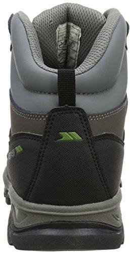 Trespass Glebe, Zapatos de High Rise Senderismo Unisex Niños Gris (Gull)