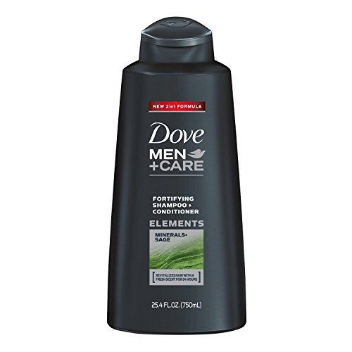 Dove Shampoo Conditioner Minerals Ounce