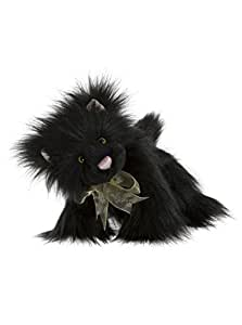 Charlie Bear - STELLA (Black Kitten)- Soft Cute Plush Collectible Toy- Teddy Bear- Birthday, Christmas Gift