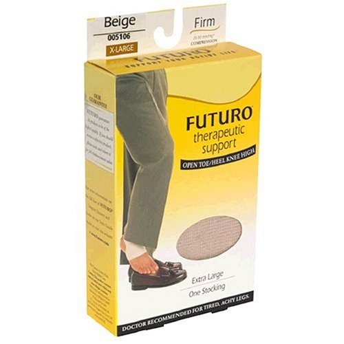 Futuro Futuro Therapeutic Support Open Toe/Heel Knee High...